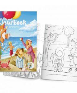 Kleurboek Printable