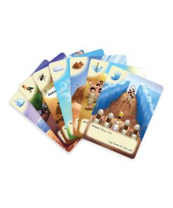 Die Wunder der Propheten Kartenspiel