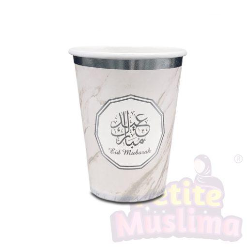 Eid Bekers Marmer Zilver