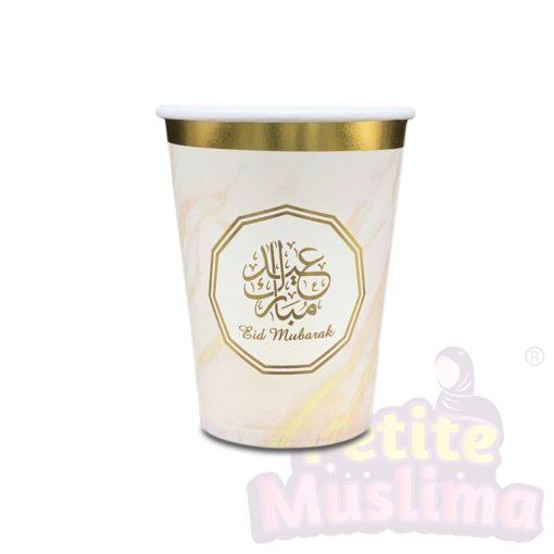 Eid Bekers Marmer Goud