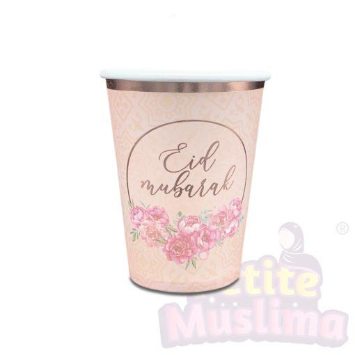 Eid Mubarak Bekers Vintage Rosé